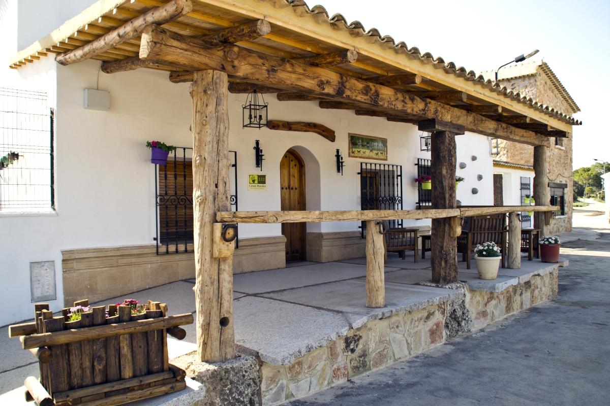 Quienes somos hoces del batanejo - Casas rurales de madera ...