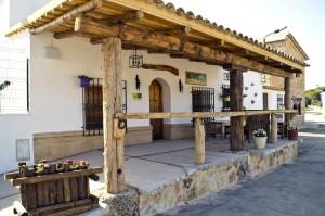 Casa Rural Hoces del Batanejo :: Entrada Principal