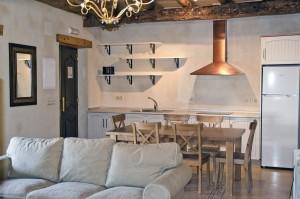 Casa Rural Hoces del Batanejo :: Apartamento El Palomar